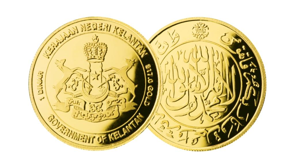Исламский динар купить 19 марта 1814