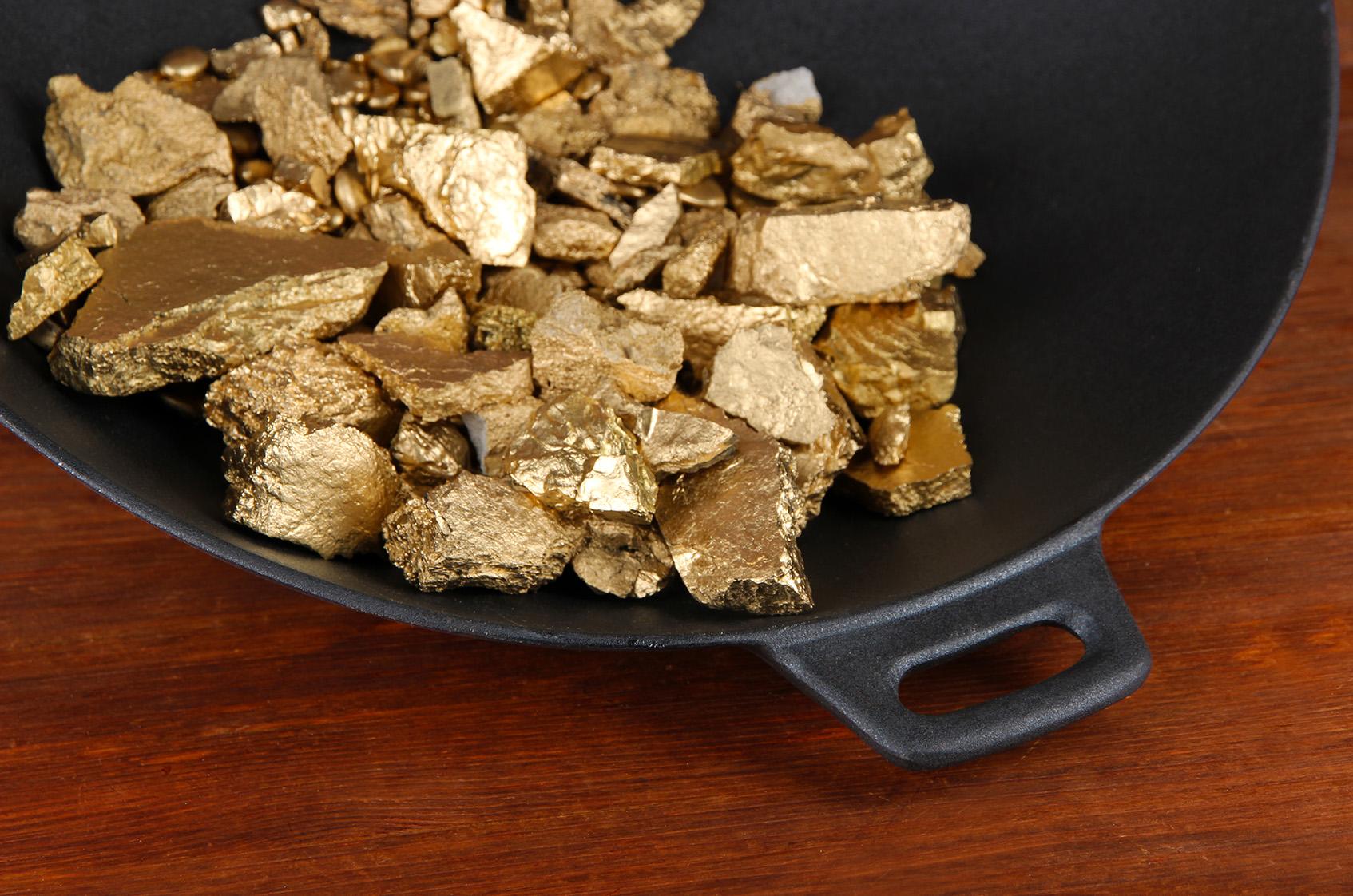 золотые акции