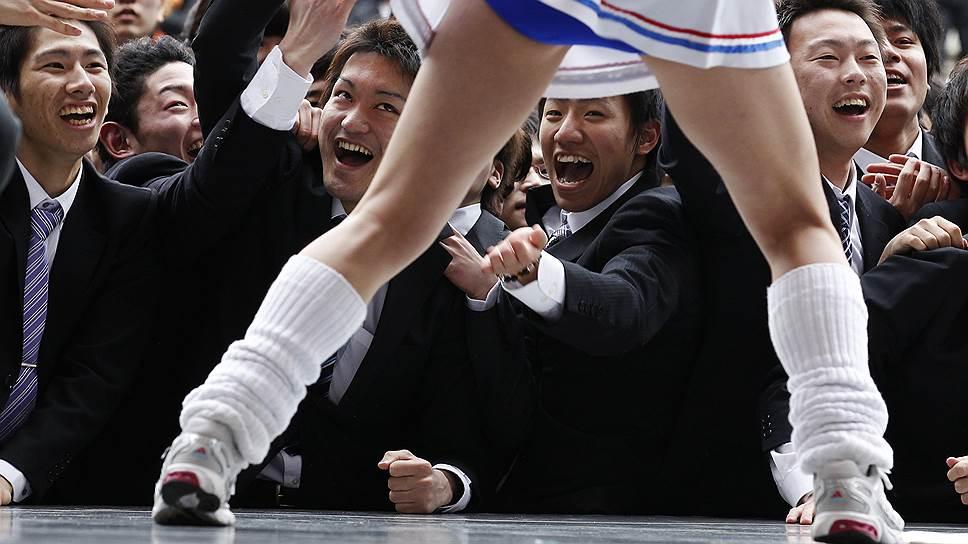 демографическая катастрофа в Японии