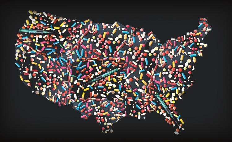 эпидемия опиатов в США