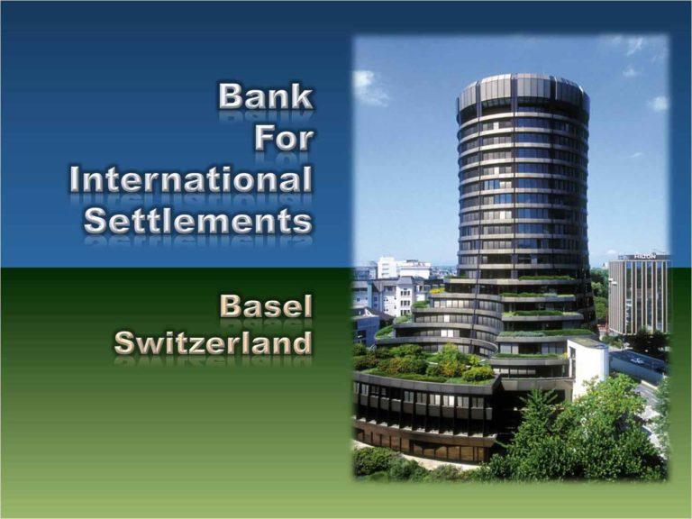 банк международных расчетов