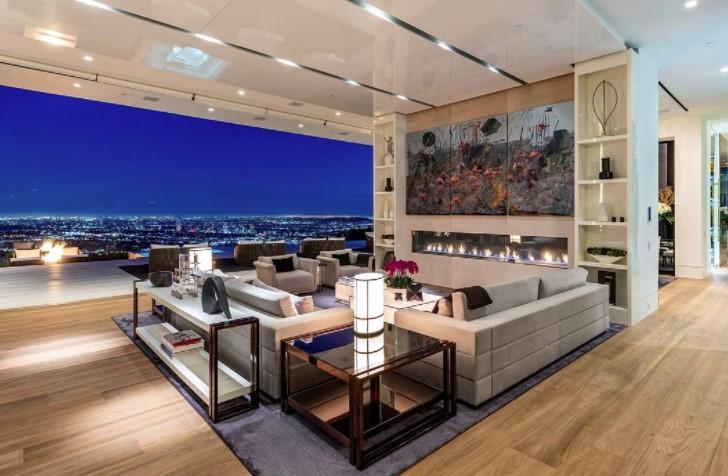 Хоромы в Лос-Анджелесе когда-то выставленные за $100 млн проданы «лишь» за $48.4 млн