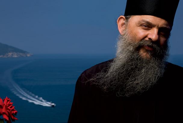 Очерки греческого кризиса или как монахи с горы Афон меняли озеро на олимпийский стадион
