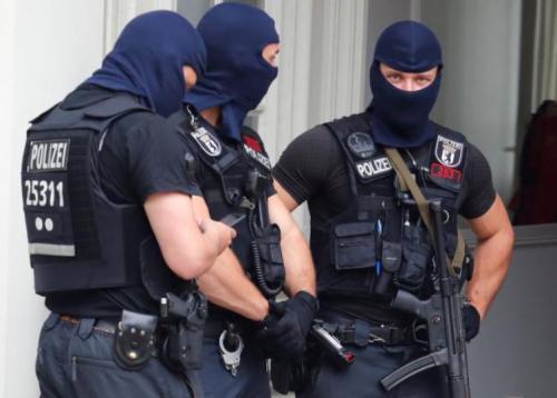 Немецкая полиция арестовала подозреваемых в краже 100-килограммовой золотой монеты