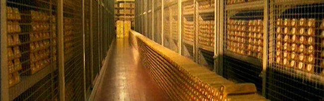 От золотых поездов к золотым кредитам, или гигантские золотые резервы Банка Италии – большое расследование