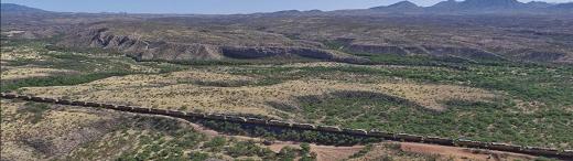 Резкий спад железнодорожных перевозок в США в картинках