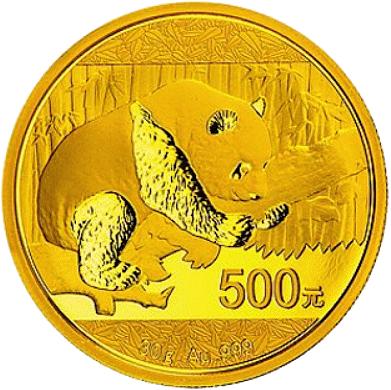 Монеты китайская панда – весомое решение
