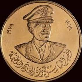 В хранилищах центрального банка Ливии лежит золото на $184 млн… но они не знают кода