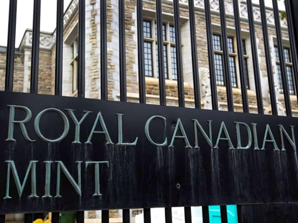 Королевский канадский монетный двор испытывает финансовые трудности