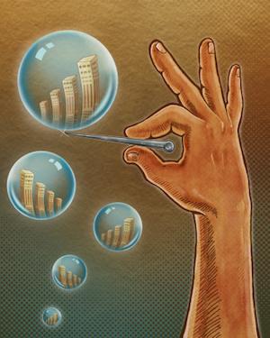 финансовые пузыри